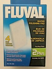 Fluval 2 Plus 4 pack 2+ Water Polyester Polishing Pad A-190 A190