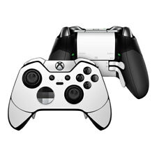 Xbox One Elite Controller Skin Kit - Solid White - DecalGirl Decal