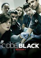 Code Black: Season 1 (First Season) (5 Disc) DVD NEW