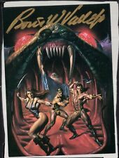 Hand Signed 1992 Boris Vallejo Series Two #76  HTD 359