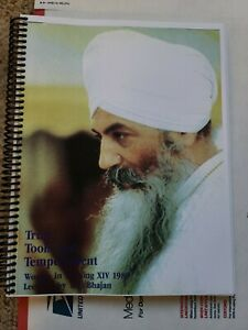 Kundalini Yoga TRUST, TOOLS AND TEMPERMENT WIT 1989 Yogi Bhajan Meditation LIFE