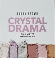 BOBBI BROWN CRYSTAL DRAMA LIMITED EDITION EYE SHADOW PALETTE OF 12 - NEW IN BOX