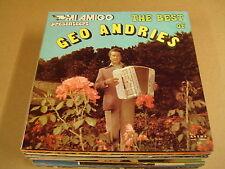 ACCORDEON LP / MI AMIGO PRESENTEERT - THE BEST OF GEO ANDRIES