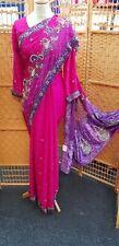 Indian Saree Sari Bollywood wear Traditional Style Designer Fancy Wedding Saree