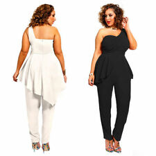 Unbranded Chiffon Plus Size Jumpsuits & Playsuits for Women