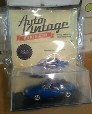 1:24 Auto Vintage Deluxe Collection Fiat X 1/9 Five Speed