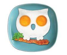 Stampo Uova In Silicone Per Cucinare Omelette e Uova Fritte a Forma Di Gufo