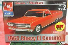 1965 Chevy El Camino AMT model kit (sealed)
