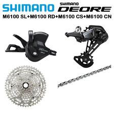 New Shimano Deore M6100 12 Speed Drivetrain Groupset 51T MTB (OE)