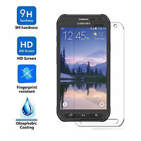 3-PACK Premium Tempered Glass Screen Protector for Samsung Galaxy S6 Active