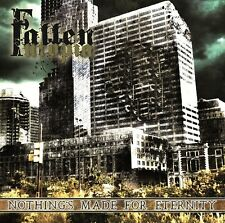 FALLEN UTOPIA - Nothing's Made for Eternity - EP - Austrian Death Metal (2012)