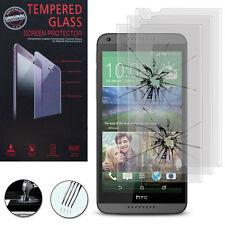 3 Films Verre Trempe Protecteur Protection Haute Qualite HTC Desire 816 816G