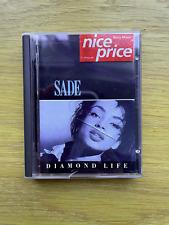 Minidisc Sade Diamond life album music