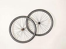 Fixed gear roues vélo, 700c fg, triple mur, avec roue libre et fixe