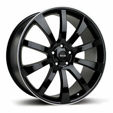 "18"" BLACK SUV ALLOY WHEELS FITS LAND ROVER DISCOVERY RANGER ROVER VW T5 AMAROK"