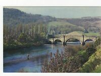Scotland, General Wade's Bridge, Aberfeldy Old Postcard, A474