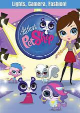 NEW Littlest Pet Shop: Lights Camera Fashion DVD
