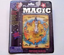 Platinum Magic Treasure Island Map Magic Trick Fantasma
