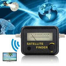 SF95 Digital Satellite Finder Signal Strength Meter for DirecTV Dish TV Network