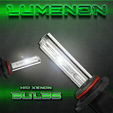 Lumenon HID Xenon Replacement Bulbs H11 H9 H8 8000k 8k Crystal Blue Headlight