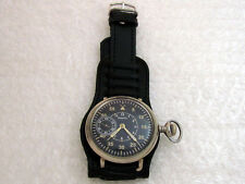 Zenith Laco Aviator Luftwaffe Pilots Vintage WWII 1939-1945 SWISS Men's Watch
