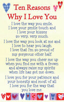 Why I Love You Heartwarmers Keepsake Credit Card & Envelope Gift