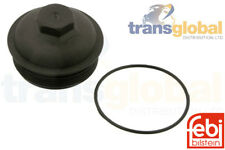 Oil Filter Cap with Sealing Ring Suitable for Various Vehicles FEBI 39697