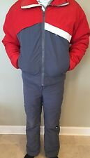 SERAC SKI JACKET (MEN'S SIZE 42) & MATCHING SERAC GRAY SKI PANTS SIZE 34