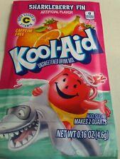 Kool-Aid Drink Mix Sharkleberry Fin 10 Packets