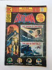 Batman / Bat Man Super Spectacular - Issue 20 - September 1973