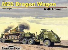 M26 Dragon Wagon Walk Around, US tank transporter (Squadron Signal 27025)