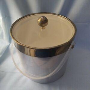 Vintage MCM Georges Briard ice bucket