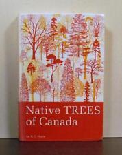 Native Trees of Canada, Form , Habitat, Description