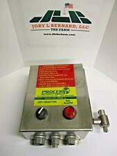 Process Solutions & Products, Psp-12110-4X-01, Natural Gas Ignitor/Monitor