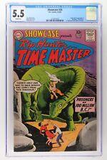 Showcase #20 - 1959 1959 CGC 5.5 Origin & 1st App of Rip Hunter...Time Master!