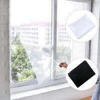 Window Indoor Self-adhesive Mesh Screen Insect Net Anti Mosquito Summer Net