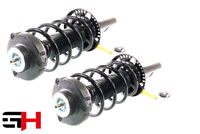 2x Complete Shock Absorber Strut Set Front For VW Polo 9N 01-09 1.4TDI 1.9TDI
