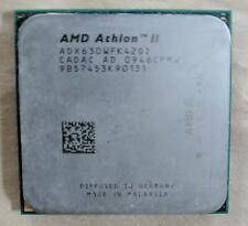 AMD Athlon II  630 2.8GHz Quad-Core (ADX630WFK42GI) Processor, SOLD AS IS