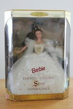 NRFB Barbie as Empress Sissy Sissi Limited Edition