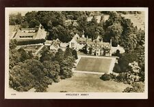 Cambs Cambridgeshire LODE Anglesey Abbey Aerial view by Aero Pictorial RP PPC