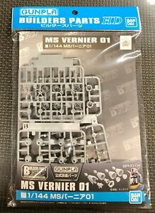 Bandai 1/144 Builder Parts MS Vernier 01 - New - US Seller