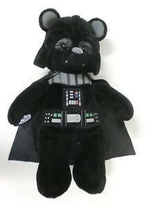 """Build A Bear Workshop Star Wars Darth Vader  Teddy Bear 18"""""""