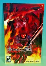 Drakengard PS2 Playstation 2 French Canadian Francais Game Manual Near Mint Rare