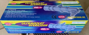 UVS-11: UV STERILIZER