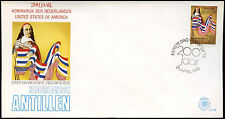 Netherlands Antilles 1982 Diplomatic Relations FDC First Day Cover #C26727