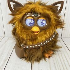 FURBACCA Star Wars Chewbacca Furby Hasbro TESTED Working Toy