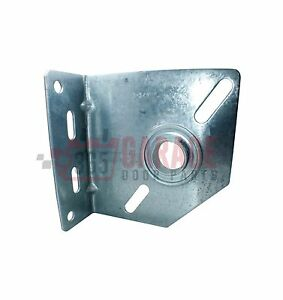 Garage Door Spring Anchor Center Plate w/ Bearing 3 3/8 Inch