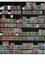 V130 Ceylon QV - GVI collection on 8cards