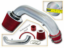BCP RED 95-99 Dodge Neon 2.0L L4 Air Intake Racing System + Filter