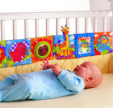 Baby Intelligence Development Home Bed Cognize Book Education Toy for Kids_GG